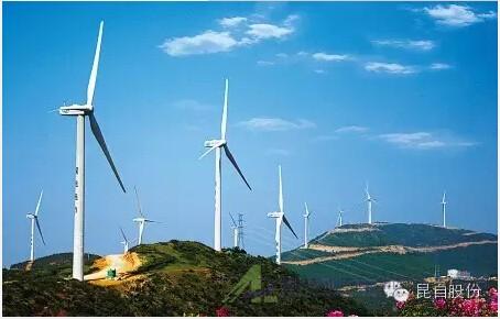 昆自股份中标集电线路工程(三峡新能源云南师宗石梁山(40mw)风电场