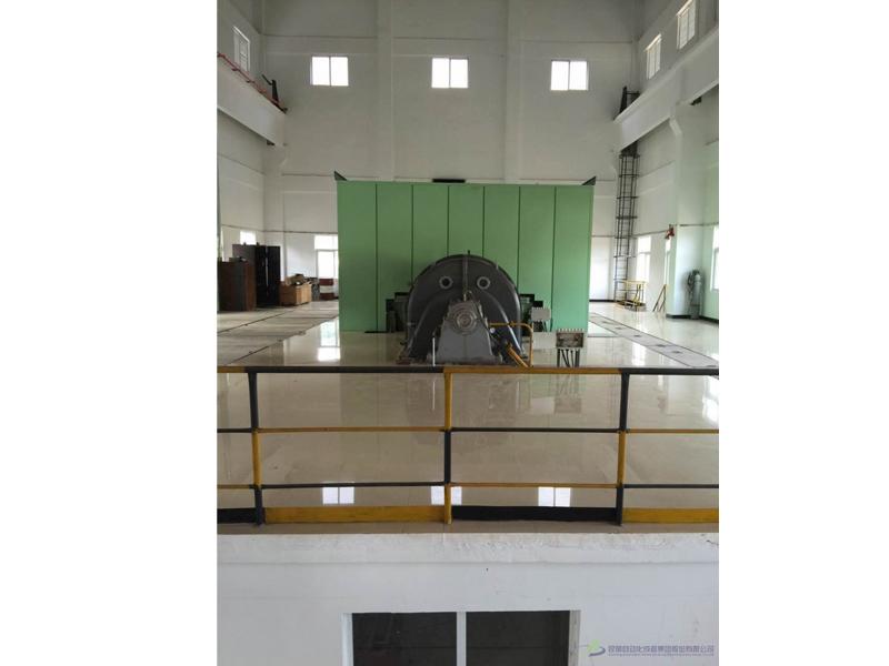 玉珠水泥厂综自项目(系统维护)