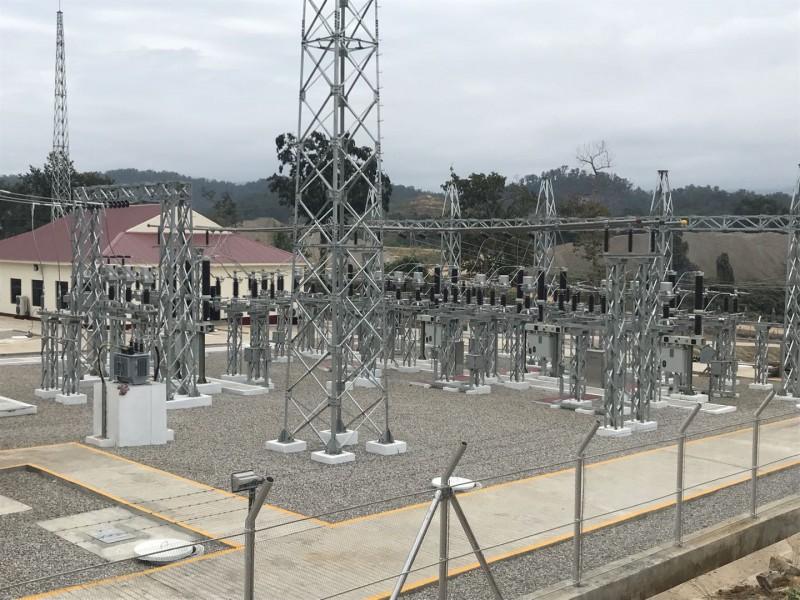 缅甸瑞丽江三级水电站 132kV 输变电工程